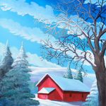 """The Beauty of a Winter,"" (professional) Virgil Penner, Newton Presbyterian Manor"