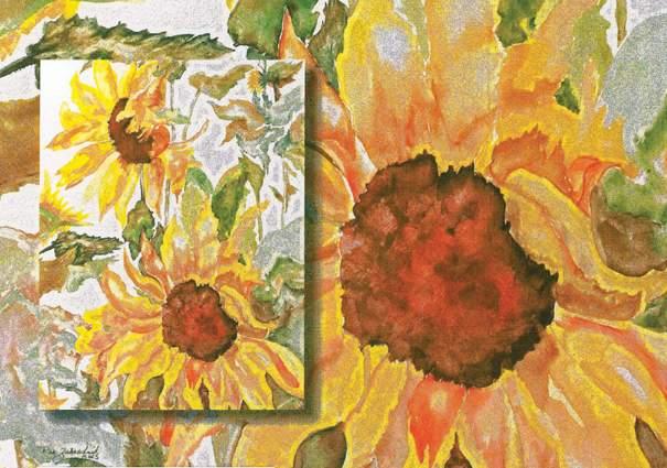 """""""Kansas Sunshine"""" by Rae Zahradnik"""