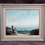 """""""Ocean Serenity,"""" Betty Piersol, Kansas City Presbyterian Manor"""