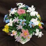 """""""Floral Bouquet,"""" Clara Schwartz, Fort Scott Presbyterian Village"""
