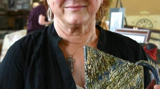 Pottery Provides Healing Passion for Fort Scott Artist, Bobby Kemma