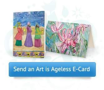 Send an Art is Ageless E-Card