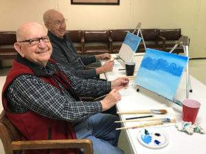 Don Lloyd and Perry Hunsley highly recommend Gina's class.