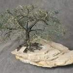 Wire Tree by Lois Hamilton, Newton
