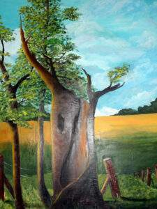 """The Family Tree"" by Sandra Ford was Best in Show in the professional category."