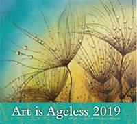 2019 Art is Ageless Calendar