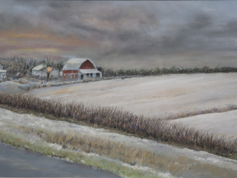 """Waiting for Spring"" by Marjorie Swaim, Arkansas City Presbyterian Manor"