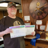 Jimmy Nix won multiple awards at the Art Is Ageless competition.